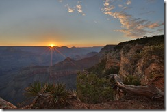 7SunRiseGrandCanyon